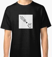 Portal Pokemon Mashup Classic T-Shirt