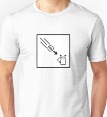Portal Pokemon Mashup Unisex T-Shirt