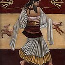 Dionysos Tearing Animal by DionysianArtist