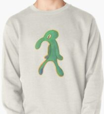High Res Bold & Brash Repaint Silhouette Pullover