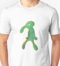 High Res Bold & Brash Repaint Silhouette T-Shirt
