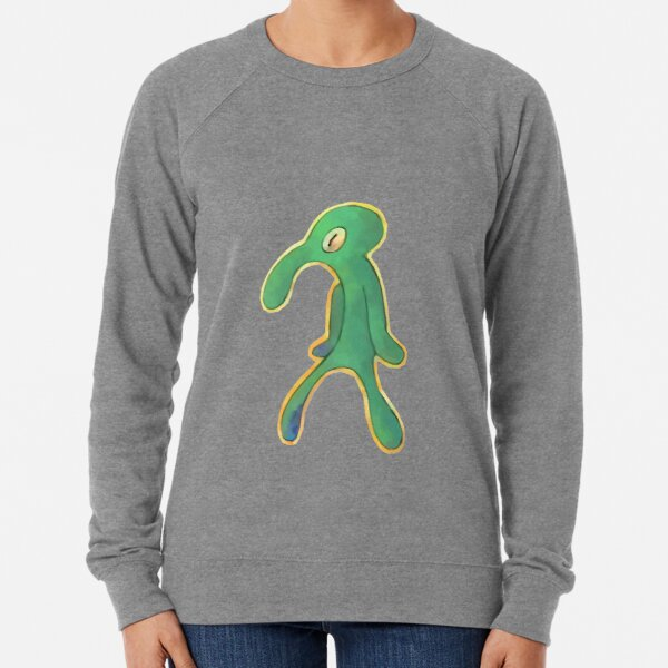 High Res Bold & Brash Repaint Silhouette Lightweight Sweatshirt
