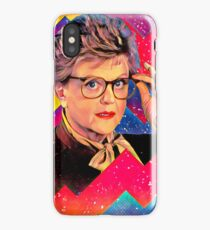 Yas to the Queen Jessica Fletcher iPhone Case/Skin