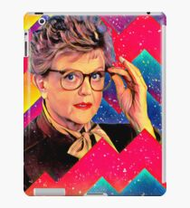 Yas to the Queen Jessica Fletcher iPad Case/Skin