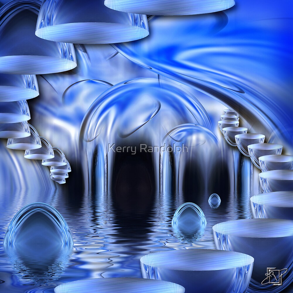 Water Cave by Kerry Randolph