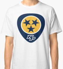 Nashville Predators Guitar Pick with Tri-Star Classic T-Shirt