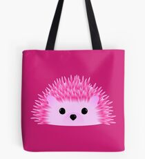 Hedgy Hedgehog Tote Bag