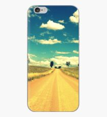 Dirty Back Road iPhone Case