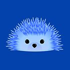 Wedgy, the Hedgehog by ArtwithDog