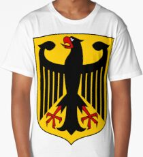 GERMANY COAT OF ARMS Long T-Shirt