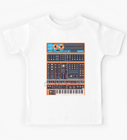 Synth Kids Clothes
