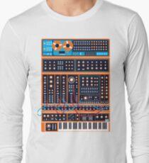 Synth Long Sleeve T-Shirt