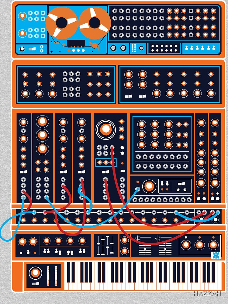 Synth by HAZZAH
