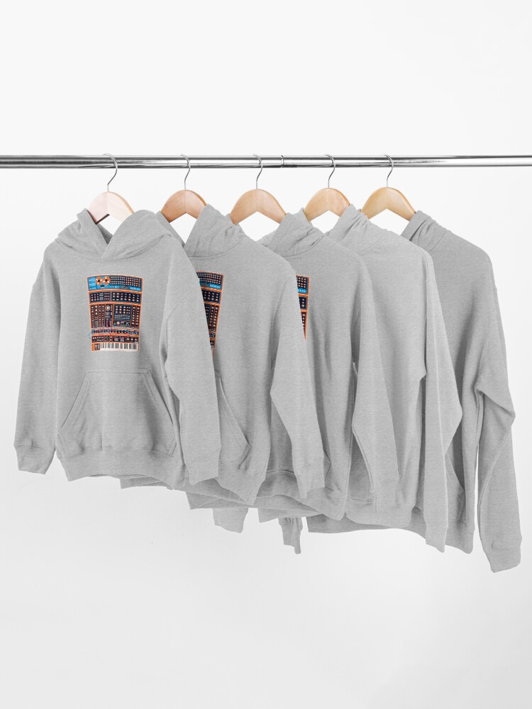Alternate view of Synth Kids Pullover Hoodie