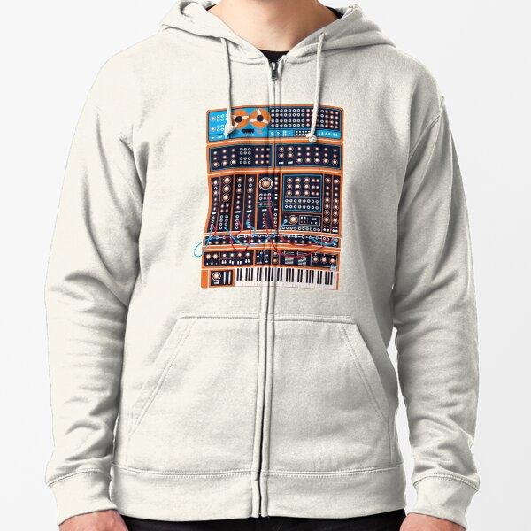 MOOG Hoodie Music DJ Printed inspired Graphic Cool POP Hip Hop Hooded Gift