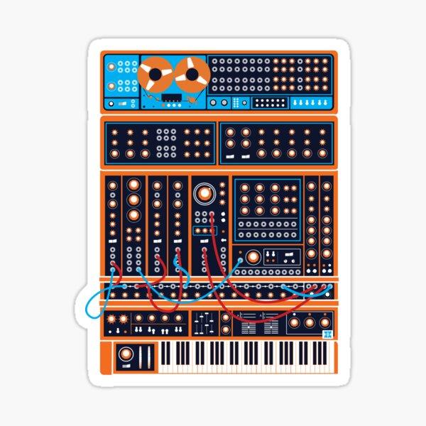 Synth Sticker