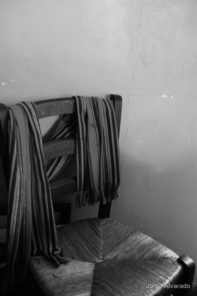 Sitting Still by Jorge Alvarado