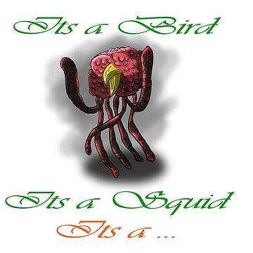 Its a Bird Its a Squid Its a ... by Shadowrun312