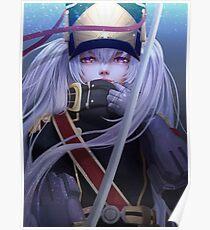 Military Princess Altair Poster