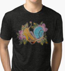 Snailocybin Tri-blend T-Shirt