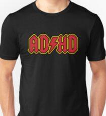 ADHD Rock Star Unisex T-Shirt