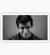Norman Bates, Psycho Sticker