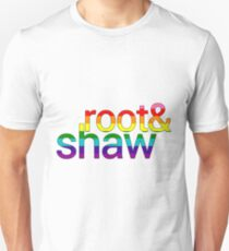 Root and Shaw - Shoot Unisex T-Shirt