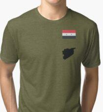 Syria Tri-blend T-Shirt