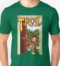 TROLL VINTAGE VHS ART Unisex T-Shirt
