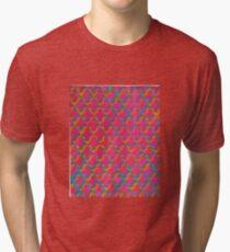 Chain fence Tri-blend T-Shirt