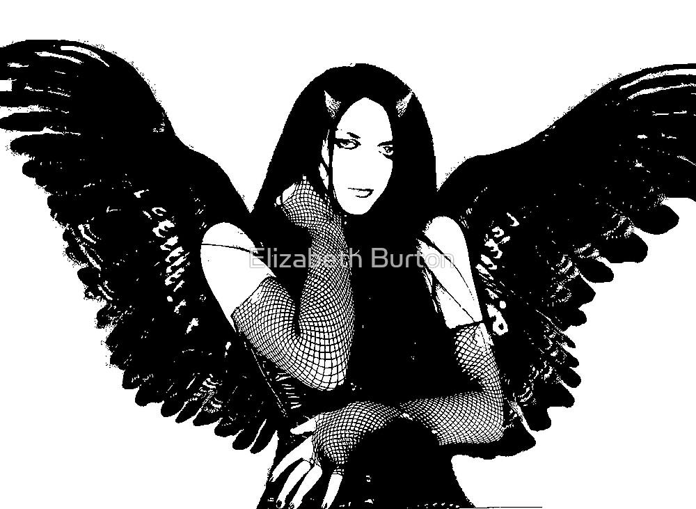 Devious Little Devilette by Elizabeth Burton