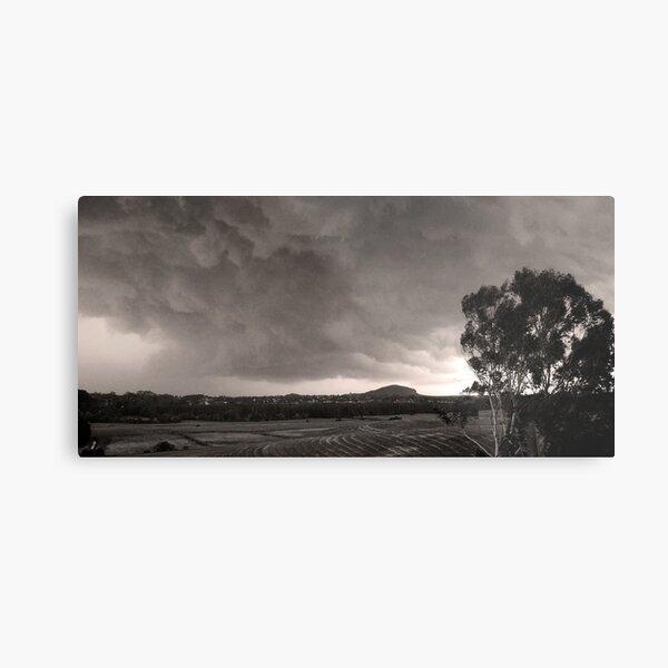 Stormfront Metal Print
