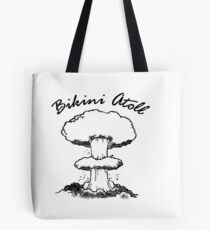 Bikini Atoll Tote Bag