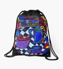 Santa Barbara Drawstring Bag