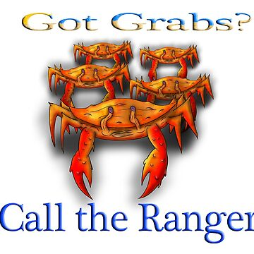 Got Crabs Call the Ranger by Shadowrun312