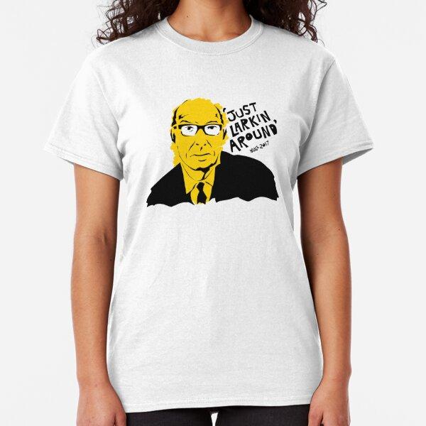 Just Larkin Around - Amber Classic T-Shirt