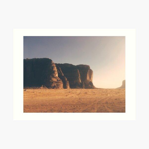 Wadi Rum Photograph Art Print