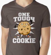 Tough Cookie Mens V-Neck T-Shirt