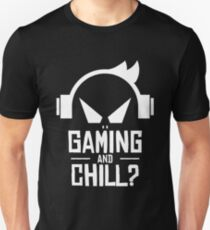 Gaming and Chill Shirt Unisex T-Shirt