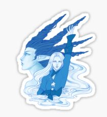 Dreams of Ice Sticker