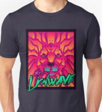 New Lion Wave. Unisex T-Shirt