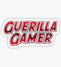 Guerilla Gamer Sticker