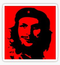 Che GueCera Che Guevara and Michael Cera Mashup Sticker