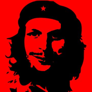Che GueCera Che Guevara and Michael Cera Mashup by pommunist
