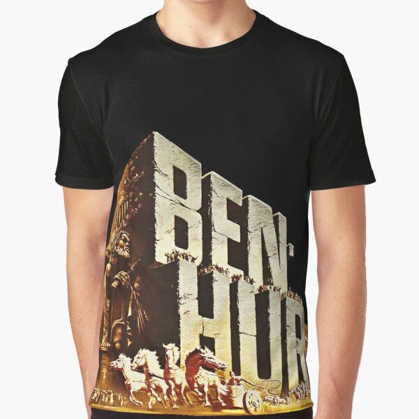 Ben Hur Graphic T-Shirt