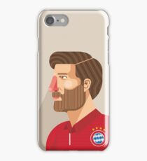 Xabi Alonso iPhone Case/Skin