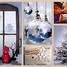 Christmas Card Collage by ©The Creative  Minds