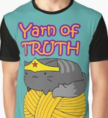 yarn of truth Graphic T-Shirt