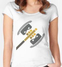 Gimli's axe Women's Fitted Scoop T-Shirt