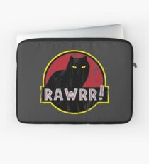 Cat Park Rawrr Laptop Sleeve